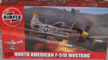 AIR02047 1/72 North-American F-51 Mustang (P-51D)